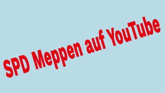SPD Meppen auf YouTube