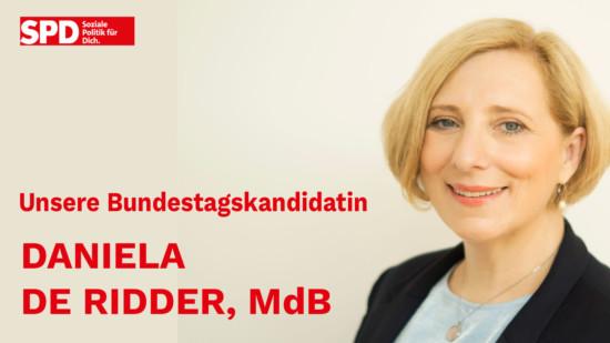 Porträt von Daniela De Ridder